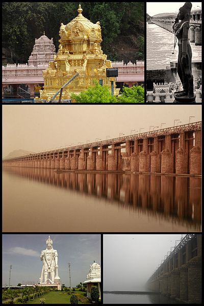 Different faces of Vijayawada.