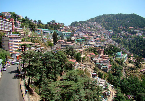 Shimla.