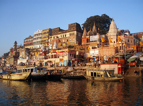 Varanasi.
