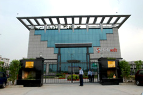 Corporate Office Noida.