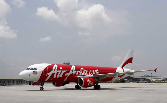 AirAsia tops the list.