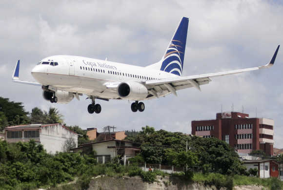 Copa Airlines is Brazil based.