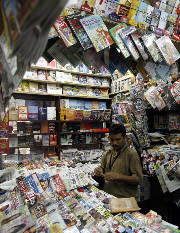 Birla acquired stake in Living Media India, publisher of India Today magazine.