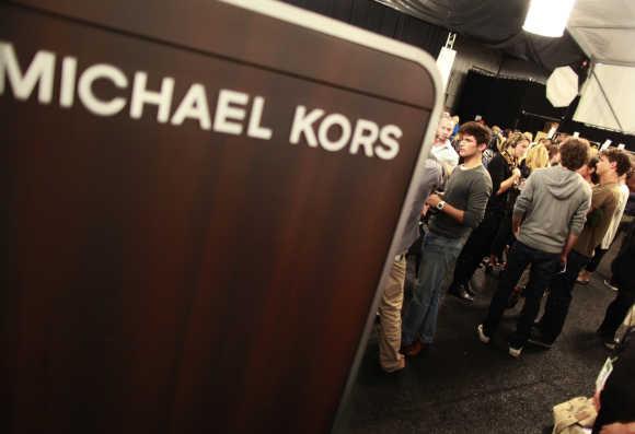 Michael Kors Holdings.