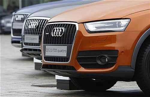 Tough market? Not for Audi India