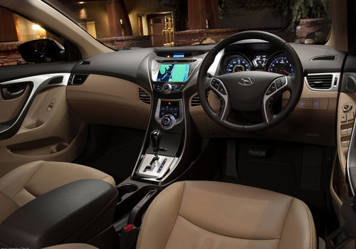 North American Car of the Year - Hyundai Elantra