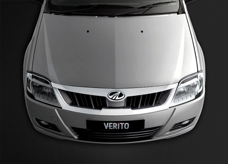 Mahindra's new-look Verito @ Rs 5.27 lakh