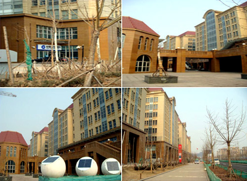Tianjin Eco-city.