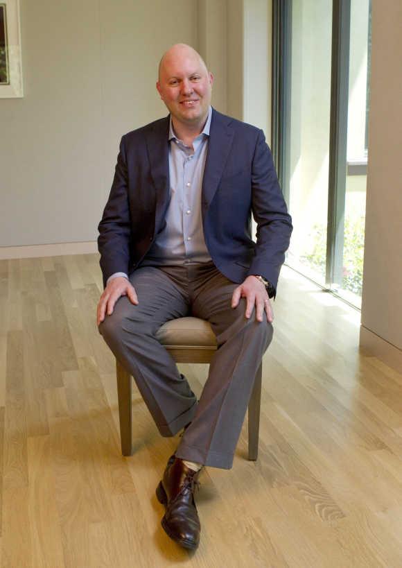 Marc Andreessen.