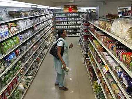 FMCG firms to face monsoon blues