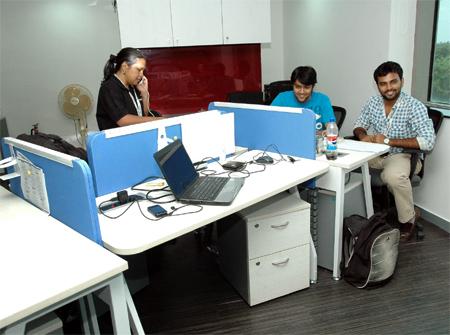 Unmetric office.