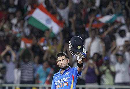 To invite the audience, Toyota has roped in Virat Kohli, the cricketer.