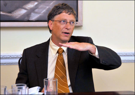 What is Bill Gates' ultimate dream?