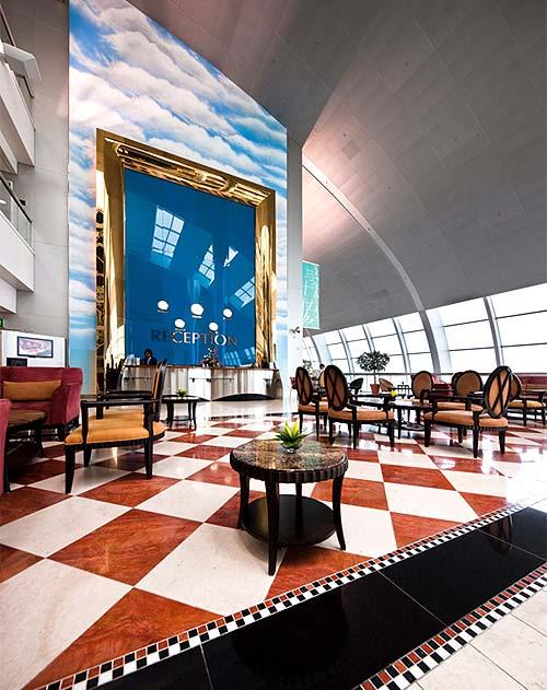 Visit Dubai's stunning airport!