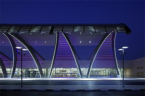 Terminal 3 Enterior.