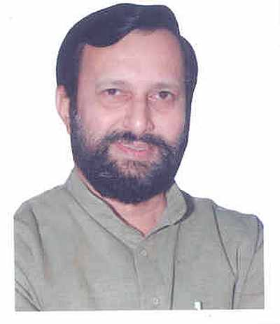 BJP MP and party's spokesperson Prakash Javadekar