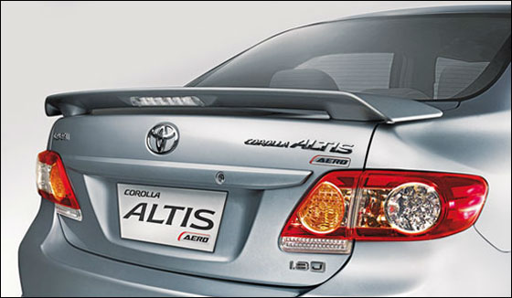 This stunning Toyota Corolla Altis Aero at just Rs 11.47 lakh