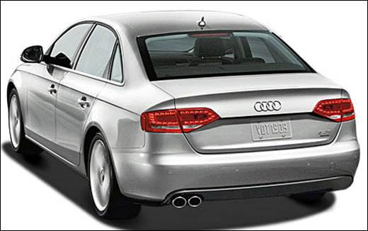 The Rs 45 lakh Audi S4 is now in India