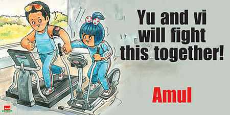 Wishing Indian cricketer Yuvraj Singh a speedy recovery! - Feb 2012