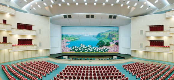 Rare and spectacular images of North Korea