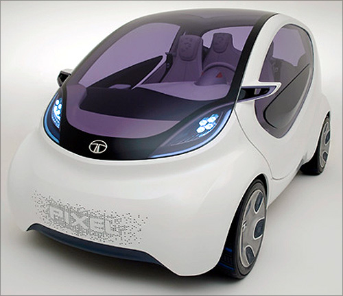 Tata Pixel: Explore the perfect city car
