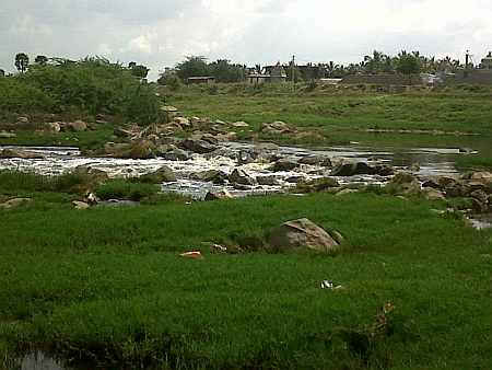 Noyyal River, South River Garden