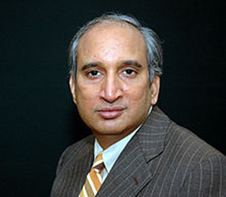 Nimmagadda Prasad, the founder of Matrix Laboratories.