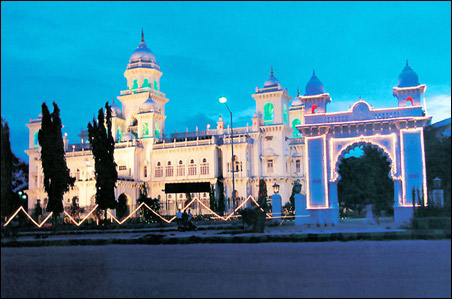 Andhra Pradesh Assembly Building.