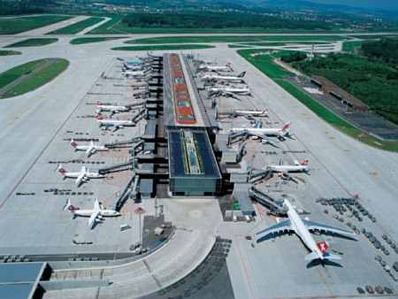 Zurich Airport eyes Navi Mumbai, Goa