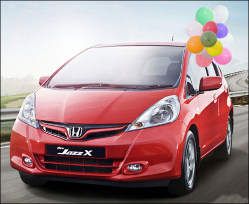 Battle of the hatches: Honda Jazz vs Maruti Swift