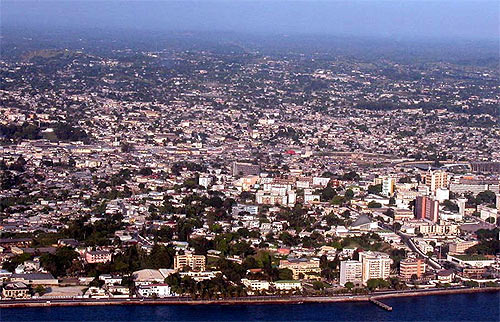 Libreville.