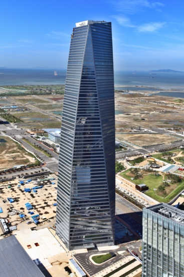 Northeast Asia Trade Tower.