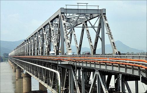 Saraighat Bridge.