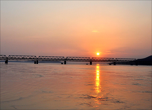 Saraighat Bridge.