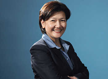 Olivia Lum, Executive chairman and group CEO, Hyflux, Singapore.