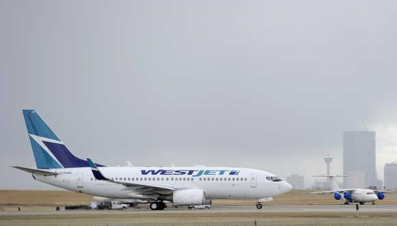 WestJet.
