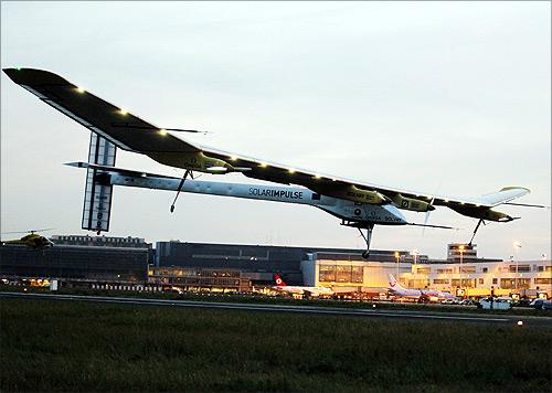 solar-powered HB-SIA prototype.