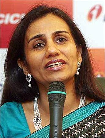 Chanda Kochhar.