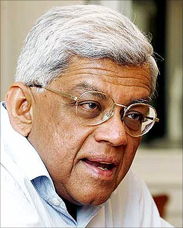 HDFC chairman Deepak Parekh.