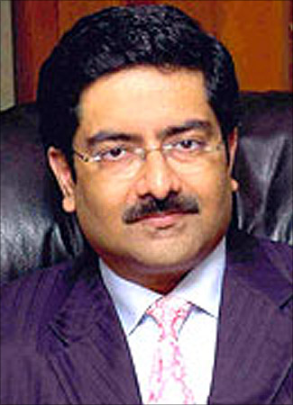 Kumar Mangalam Birla.