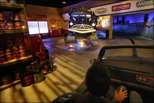 Discover the new Disneyland California Adventure Park