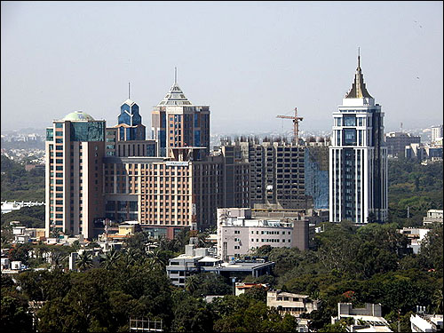 UB City, Bangalore.