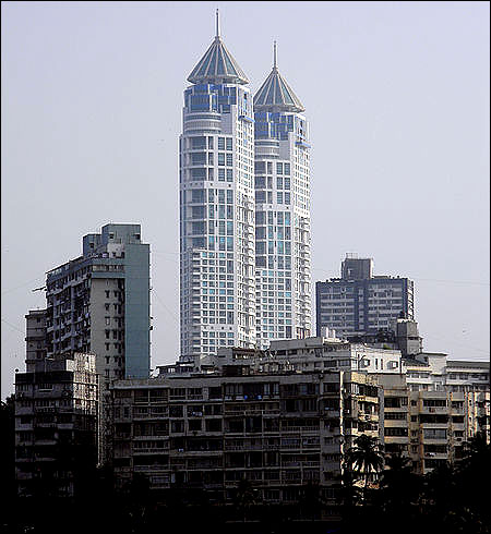 Imperial Towers, Mumbai.