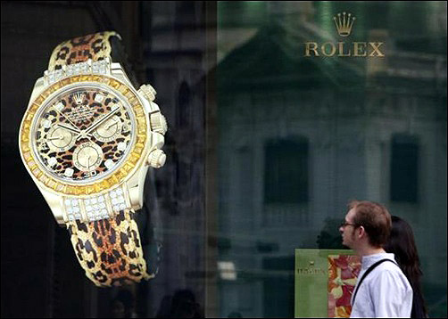 Luxury in Asia: What millionaires buy