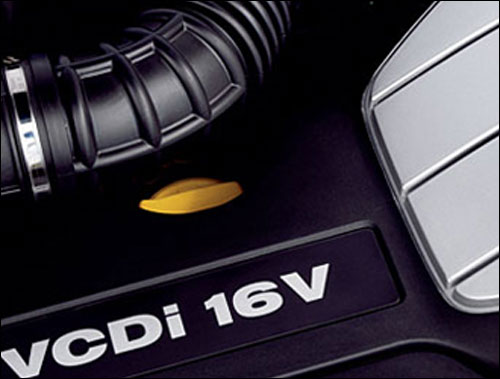 The all new Chevrolet Captiva at Rs 18.74 lakh