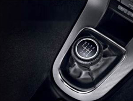 6-Speed Manual Transmission.