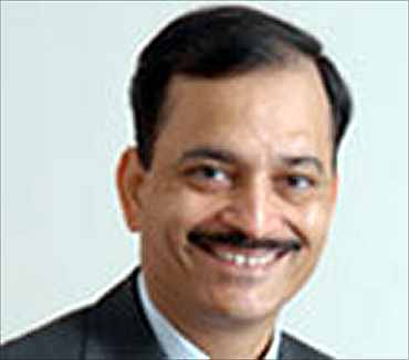 Nitin Paranjpe, CEO and managing director, HUL