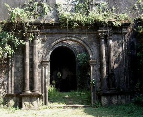 Vasai Fort.
