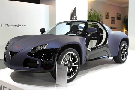World's most luxurious electric cars