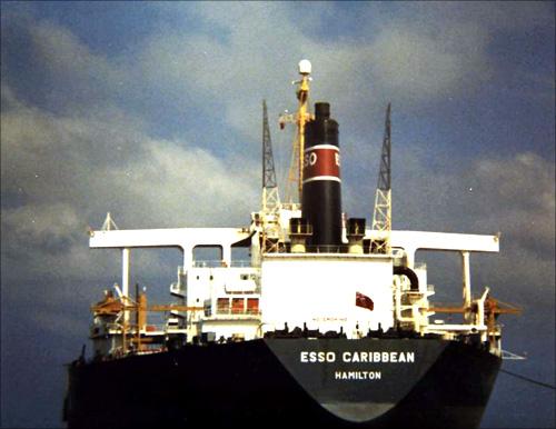 Esso Caribbean.